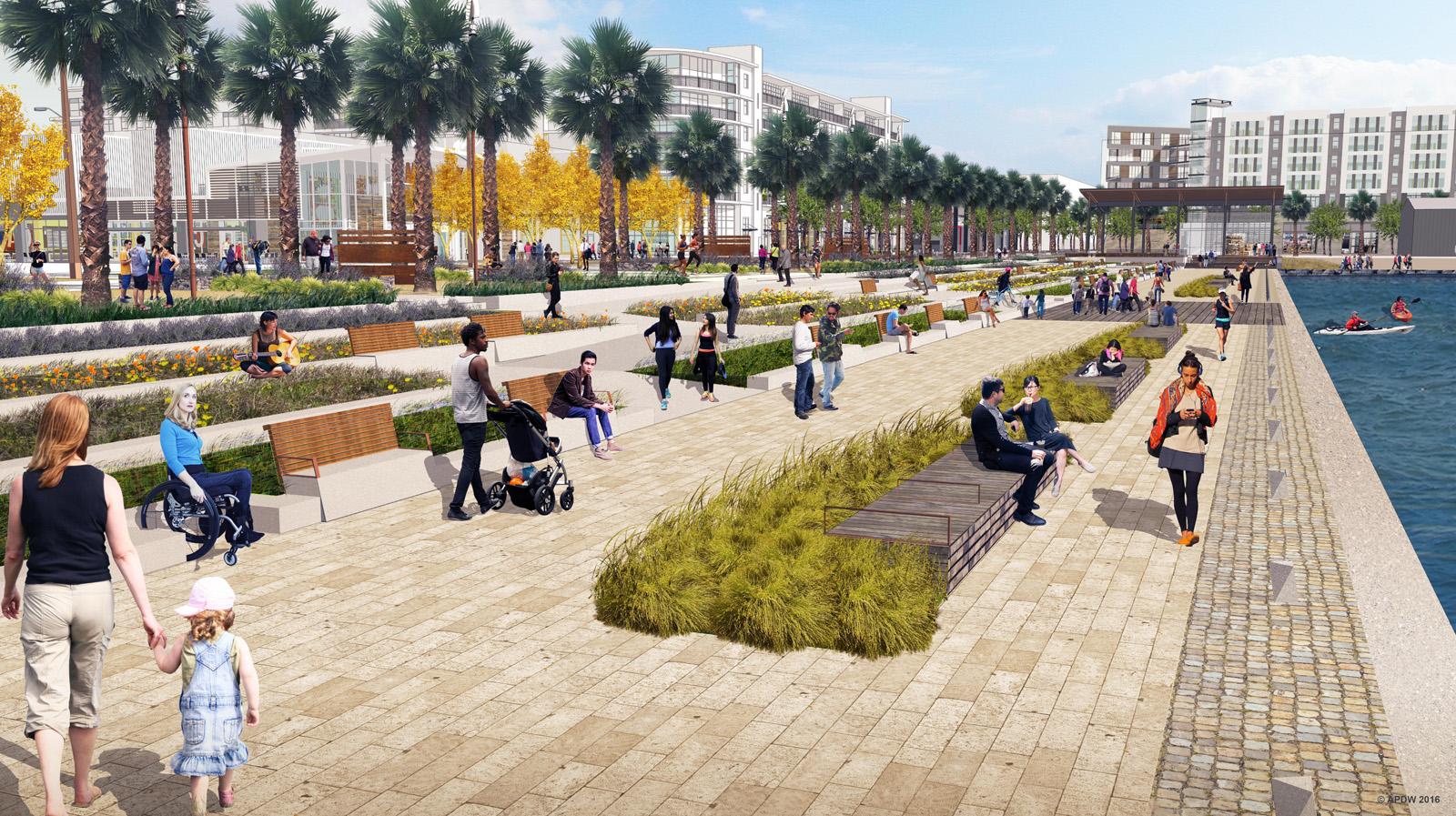 Promenade Design Ideas